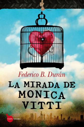 La mirada de Mónica Vitti de Federico Durán
