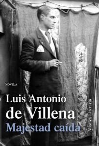 Majestad caída, de Luis Antonio de Villena