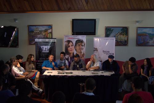 Invitados al Festival del Cine Venezolano