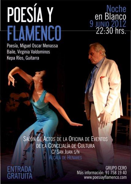 Poesía y Flamenco: Ahora Andarán Diciendo