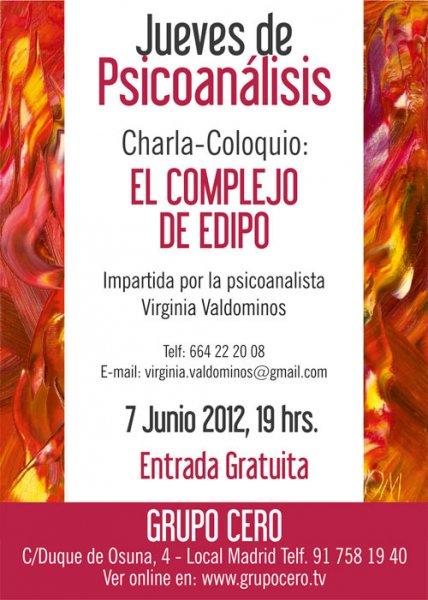 conferencia sobre el complejo de Edipo