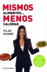 Mismos alimentos, menos calorías