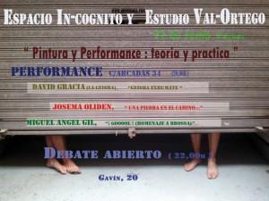 Pintura y Performance: Teoría y Práctica