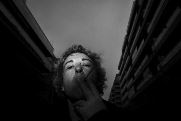 Gabriela Cabezón. Fotografía por Leo Liberman