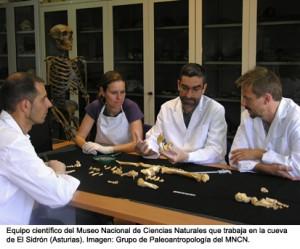 Avances en la paleobiología de los neandertales de la cueva del Sidrón