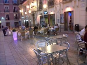 Plaza de la Concatedral - Alicante