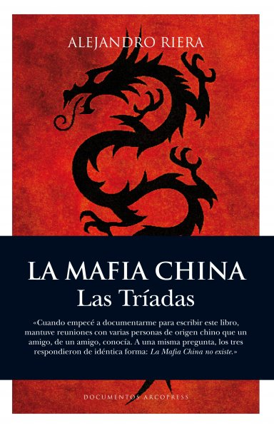 La mafia china, de Alejandro Riera