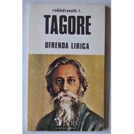 Ofrenda lírica, de Rabindranath Tagore