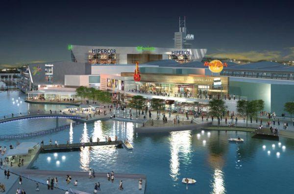 Puerto venecia zaragoza la gran novedad el librepensador - Centro comercial puerto venecia zaragoza ...