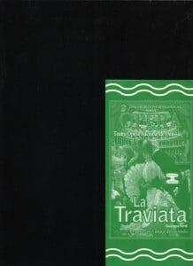 LA TRAVIATA Vuelve la ópera al Teatro Principal de Zaragoza