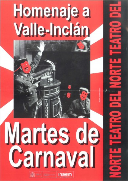 Recuperando a Valle-Inclán. Martes de Carnaval