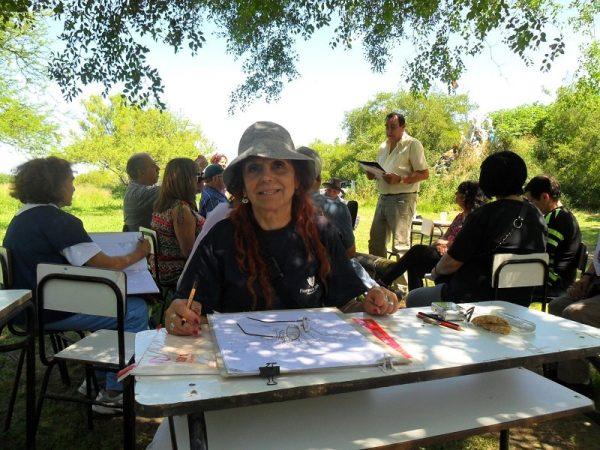 Florencio Varela: Encuentro de Escritores y Artistas Plásticos