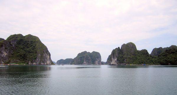 Vietnam en etapas (II).Bahía de Ha-Long
