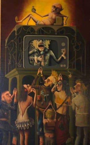 El club de los vampiros, sus víctimas y sus abducidos
