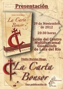 La carta Bonsor, de Emilio Morales Ubago