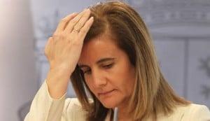 Fátima Báñez: Tu maja, ni te despeines...