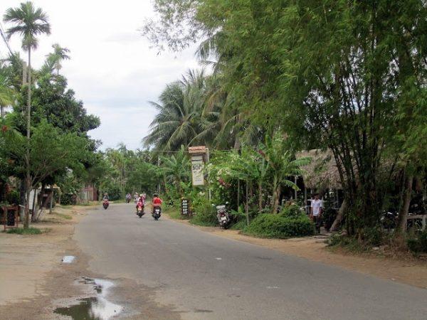 Carretera de Hoi An a Cua Dai