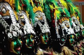Desfile de moras