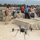 Se baraja la idea de distribuir insumos usando drones