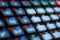 Los Partidos Políticos en España tienen 'calculadoras especiales' para llevar sus cuentas..
