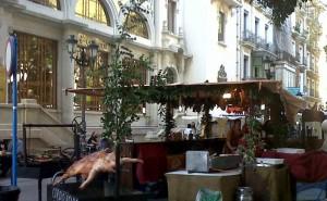 Turismo y tradiciones.Receta: Gambones a la sobrasada