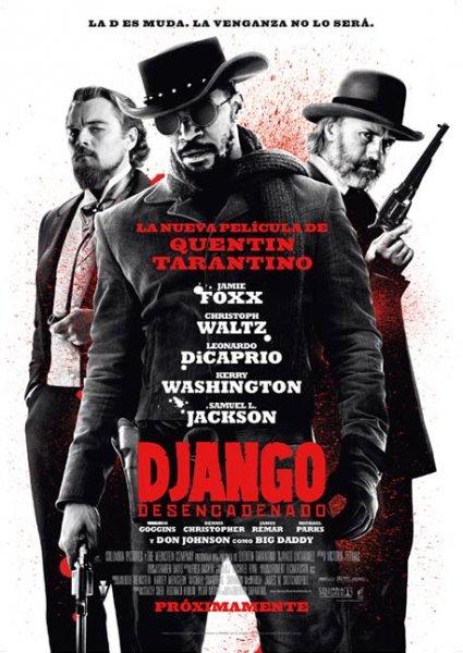 "Crítica de ""Django desencadenado"""