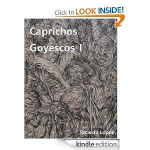 Caprichos Goyescos I, de Ricardo López