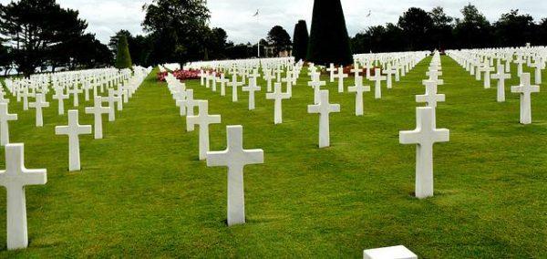 Cementerio USA Omaha Beach