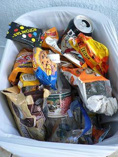 Comida a la basura : entre 250 y 300 kilos por persona y año