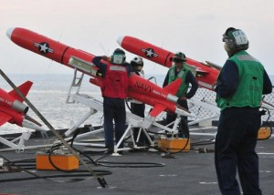 Drones. Foto: Official U.S. Navy Imagery