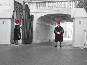 guardia suiza vaticana