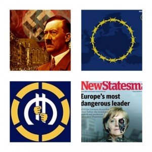 Clones de Hitler en una mentira de Europa