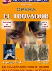Ópera El trovador, de Verdi
