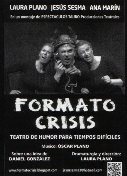 "Teatro ""Formato Crisis"""