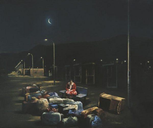 La Noche, de Cristóbal Toral