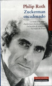 Zuckerman encadenado, de Philip Roth