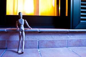 Algunos están muy lejos de encontrar la luz... Foto: anieto2k