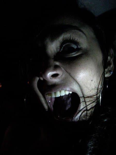 La expresión del miedo