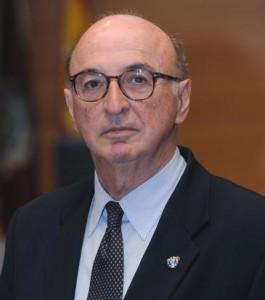 Elías Fereres Castiel, presidente de la Real Academia de Ingeniería. /RAING.