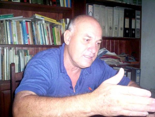 José Yorg, el cooperario
