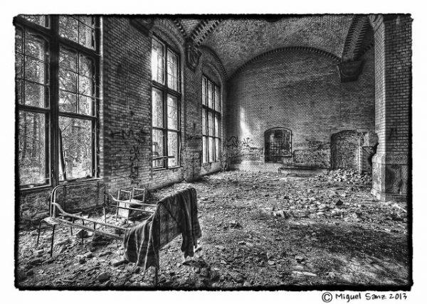 Abandono. Foto Miguel Sanz