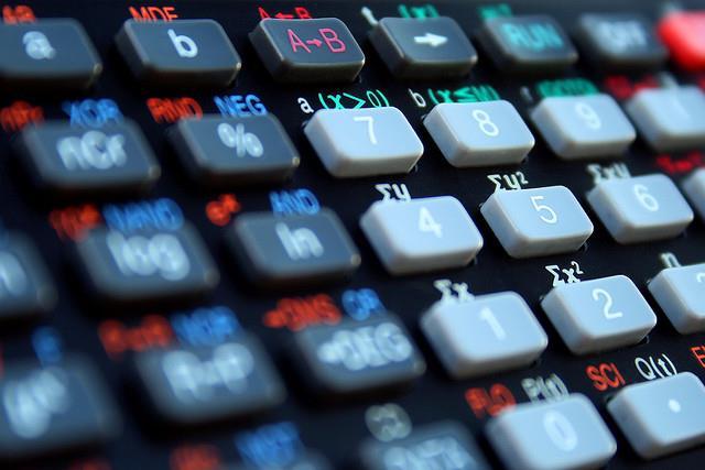 Calculadora contabilidad