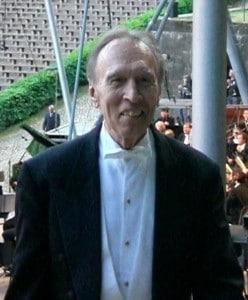 Claudio Abbado en Berlín, mayo de 2008