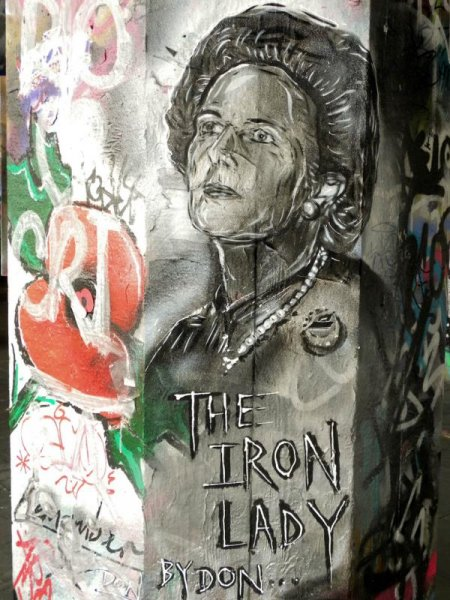 Margaret Thatcher. La Dama de Hierro (The Iron Lady)