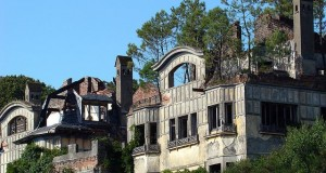 Casas en ruinas
