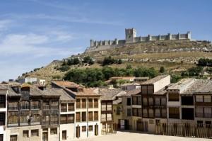 Castillo de Peñafiel. Ruta del Vino Ribera del Duero