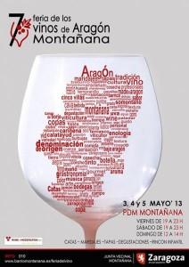 7 Feria de los vinos de Aragón en Montañana