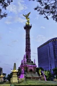 Angel de la Independencia, México City