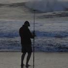 Observación permanente de la costa de la bahía de Duao permitirá tener registros de cómo se recompone la playa barrida por el tsunami L. Suárez, PUC