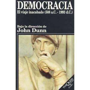 Democracia, de John Dunn
